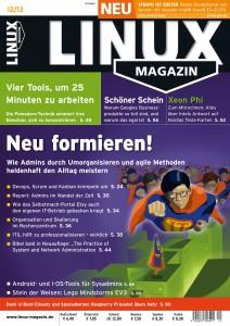 Linux Magazin Ausgabe Dezember 2013